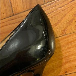 kate spade Shoes - Kate Spade black patent leather heels vero cuoio 8